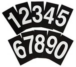 Numbers Only Register Board 3 Set