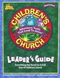 NOAH'S PARK CHILDREN'S CHURCH - GREEN KIT
