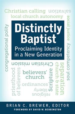 DISTINCTLY BAPTIST