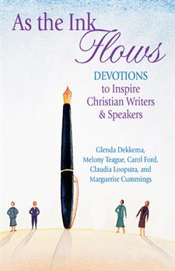 As The Ink Flows:Devotions Writ Eb