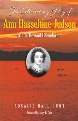THE EXTRAORDINARY STORY OF ANN HASSELTINE JUDSON EB