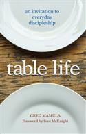 TABLE LIFE EB