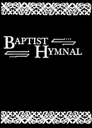 Baptist Hymnal Word Edition Rev Hardcover Book Judson